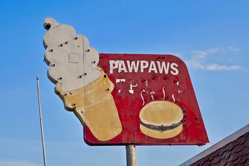 Pawpaws, La Crosse, KS