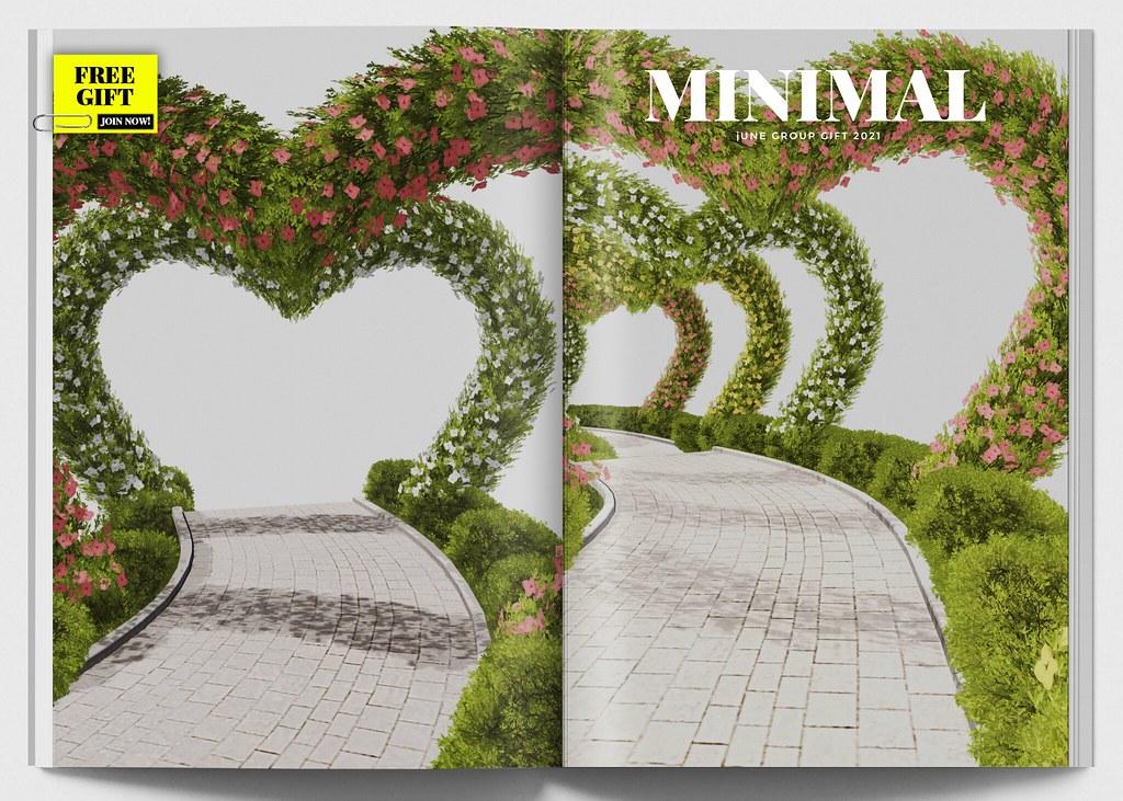 MINIMAL - June Group Gift 2021