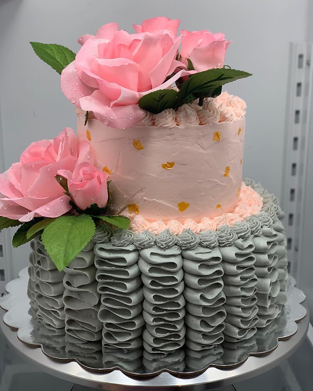 Cake by Sweet Heathers Bakery