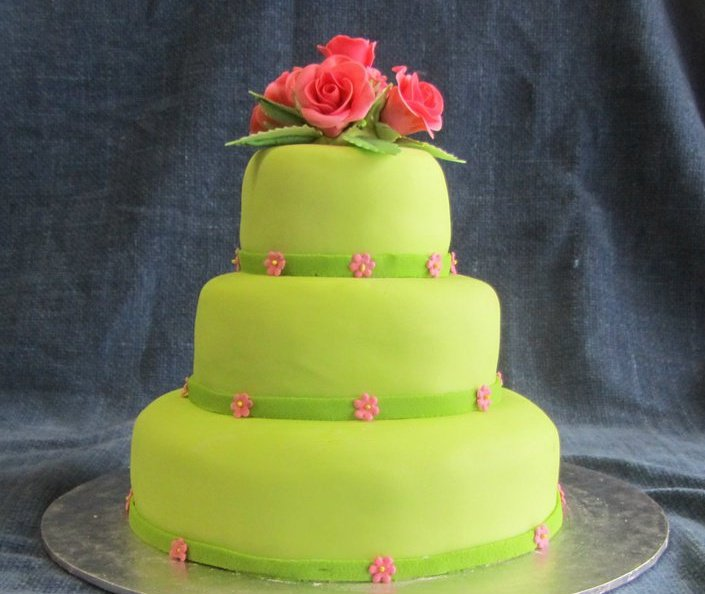 Cake by Lindy McClean's Cake