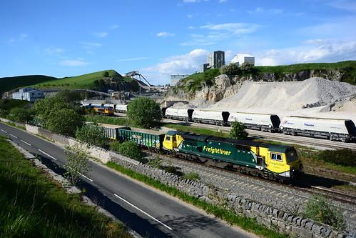 Freightliner 70002