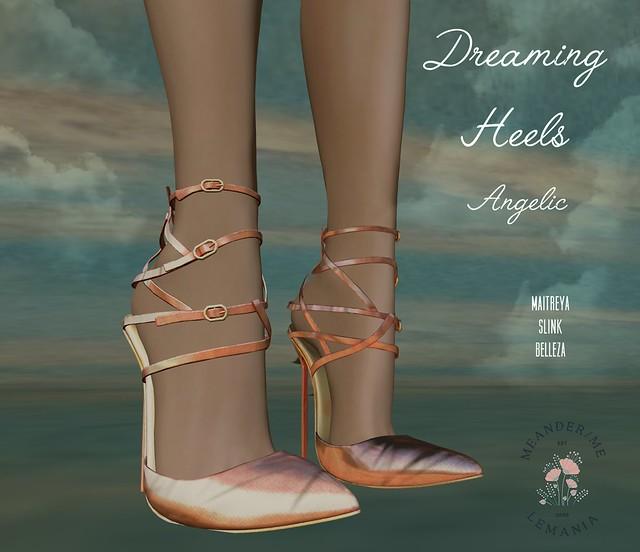 Dreaming Heels - 4 Season Event Exclusive