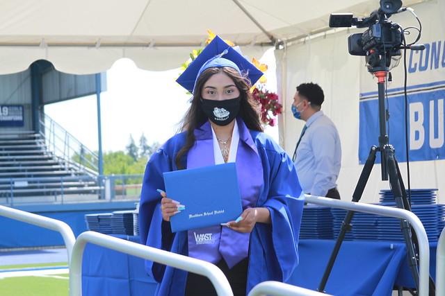 2021 Woodburn High School Graduation