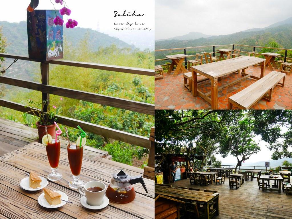 台南咖啡廳推薦大鋤花間咖啡生態農場好喝單品咖啡下午茶甜點花草茶 (8)