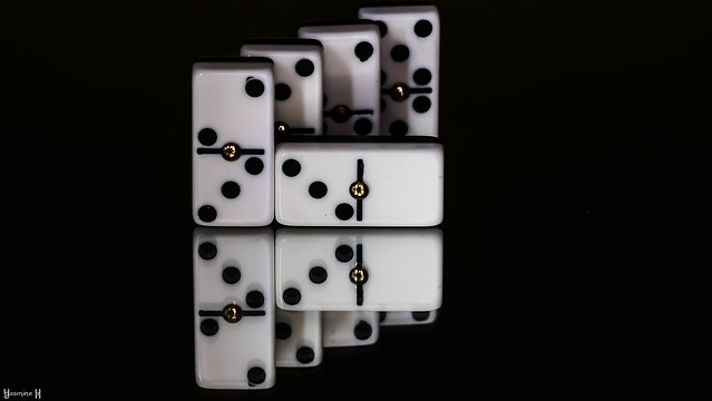 9817 - Board game pieces #MacroMondays