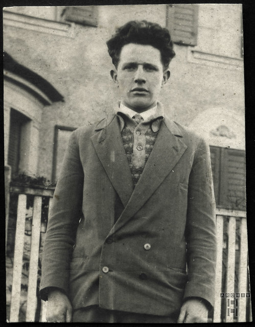 ArchivTappen24AAL4l73 Benno Bauer, Porträt, München, 1920er