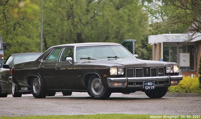 Oldsmobile Delta 88 1975