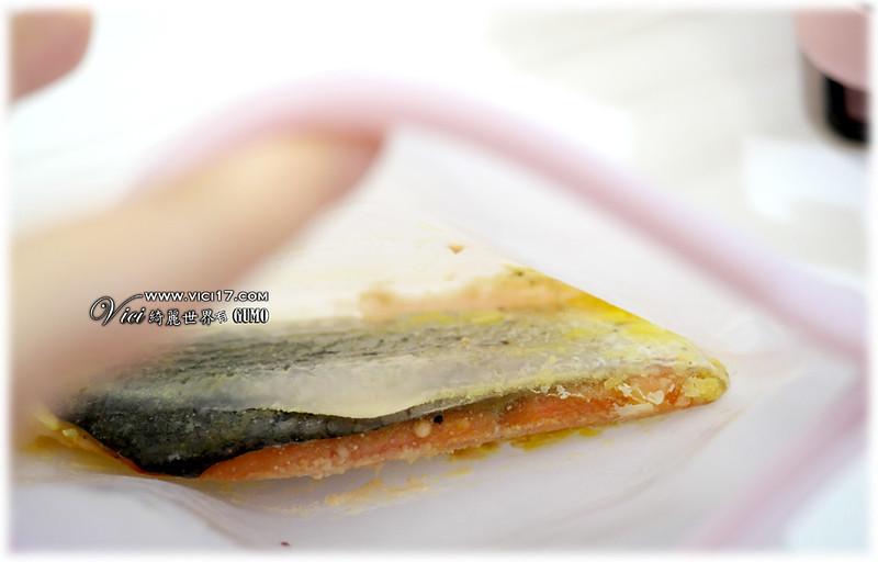 熱壓舒肥鮭魚佐時蔬001
