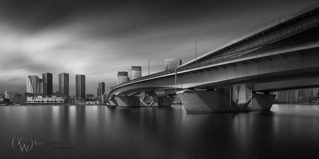 Beside Olimpia (Harumi Bridge)