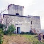 Sulmona (AQ), 2000, Eremo di Sant'Onofrio al Morrone. Il Sentiero.