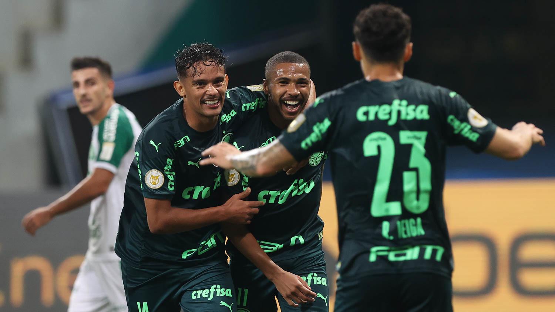Palmeiras vence a Chapecoense em casa pelo Brasileirão