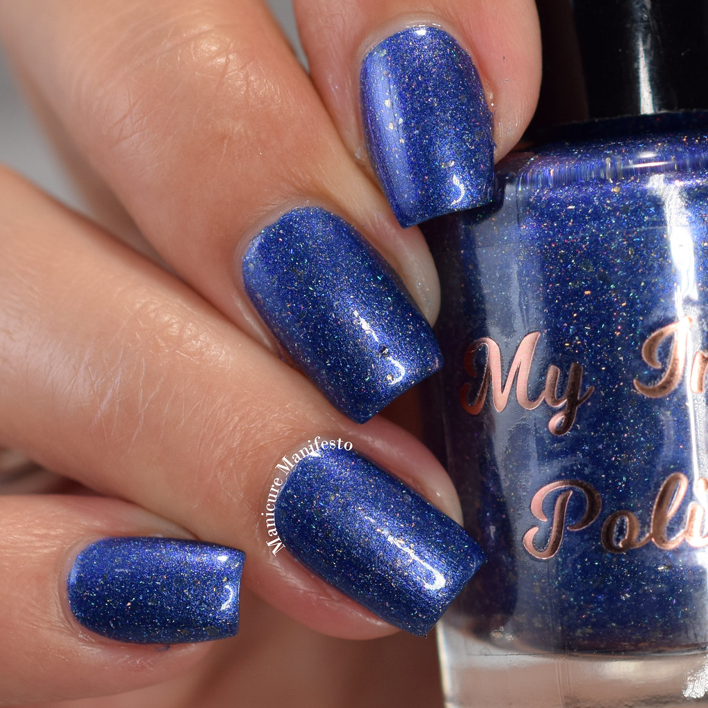 My Indie Polish The Meg review