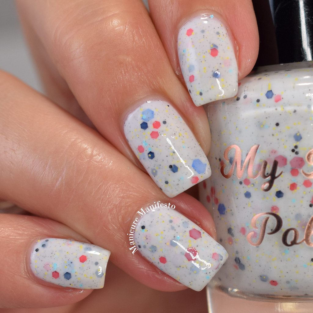 My Indie Polish Don't Ya Like Clowns review