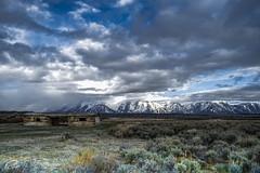 Cunningham Cabin, Teton National Park