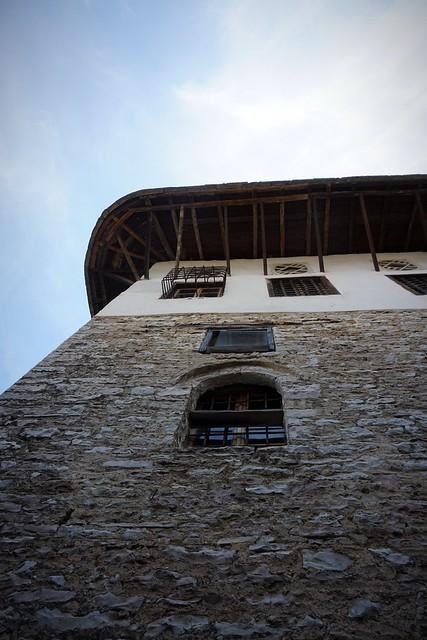 Ottoman Stone Building (Skënduli House) - Gjirokastër, Albania