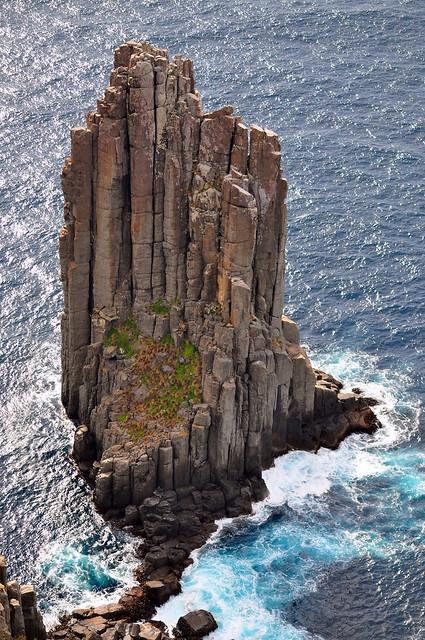 Cathedral Rock Cape Pillar - Tasmania