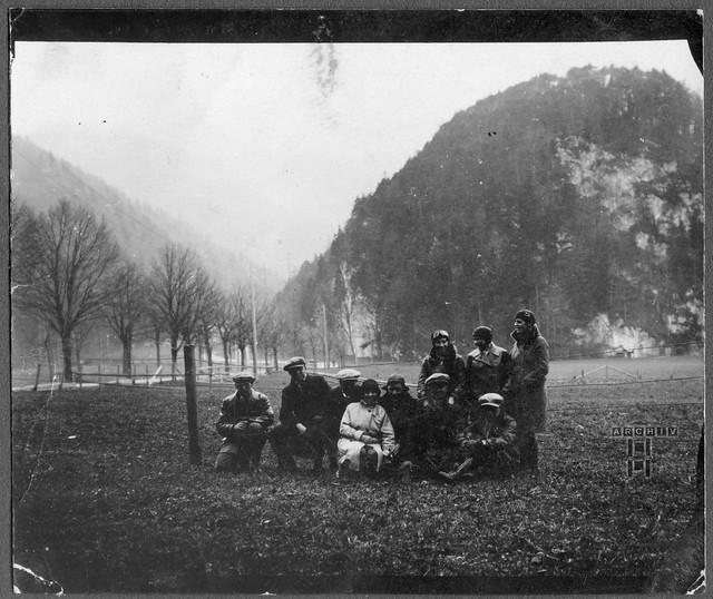 ArchivTappen24AAL4l66 Benno Bauer, Unterwegs in Oberbayern, München, 1920er