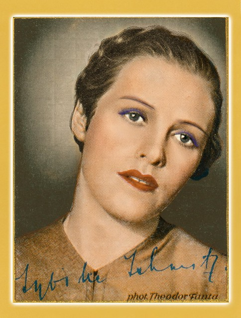 Sybille Schmitz, 1933 Sammelbild 115