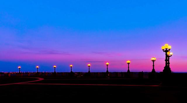 Evening in Taranto