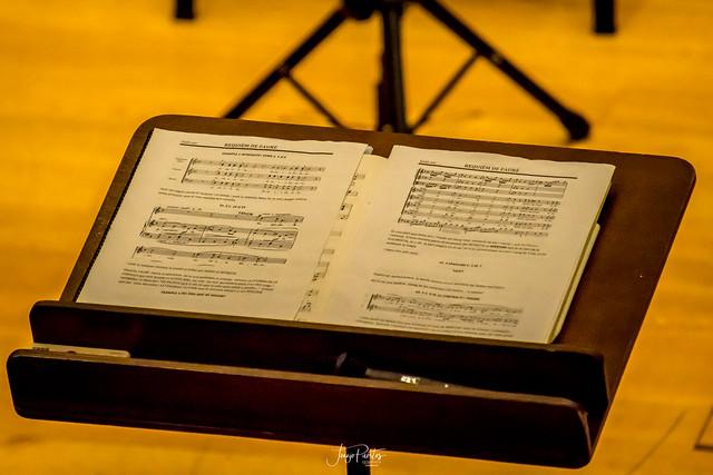 Concert de Corpus, El Rèquiem de Fauré