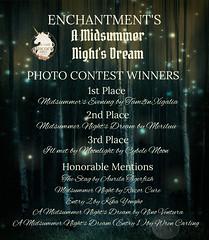 A Midsummer Night's Dream Photo Contest Winners!