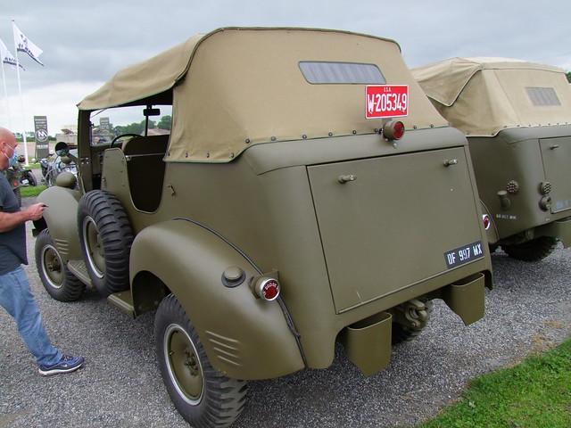 Dodge VC-1 1/2 ton 4X4 Command  Reconnaissance car 1940