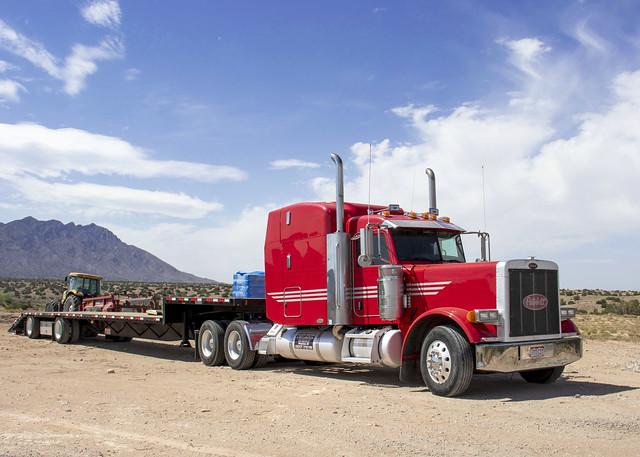 157/365 Keep on Truckin'