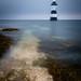 Trwyn Du Lighthouse (Penmon Lighthouse), Anglesey, North Wales, United Kingdom
