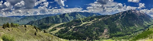 Aspen Highlands and Ajax Mountain