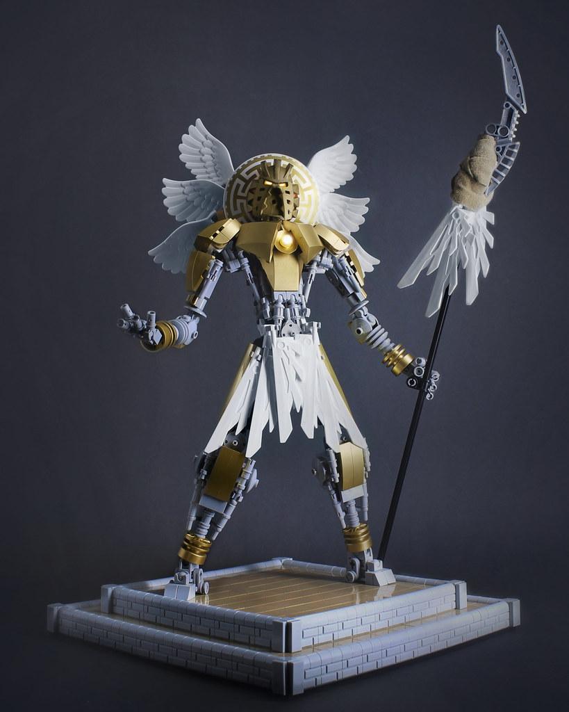 The Seventh Seraph of Light