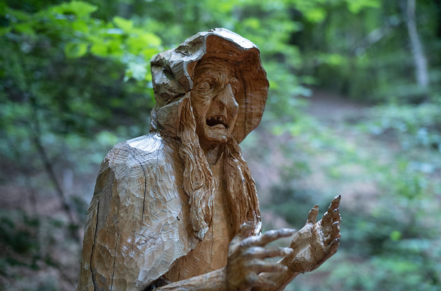 Discovering witches, gnomes, elves, legendary deities