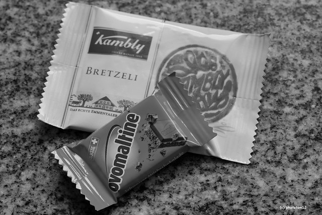 sweets for my sweet b&w