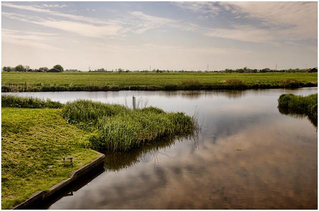 Reitdiep - Groningen