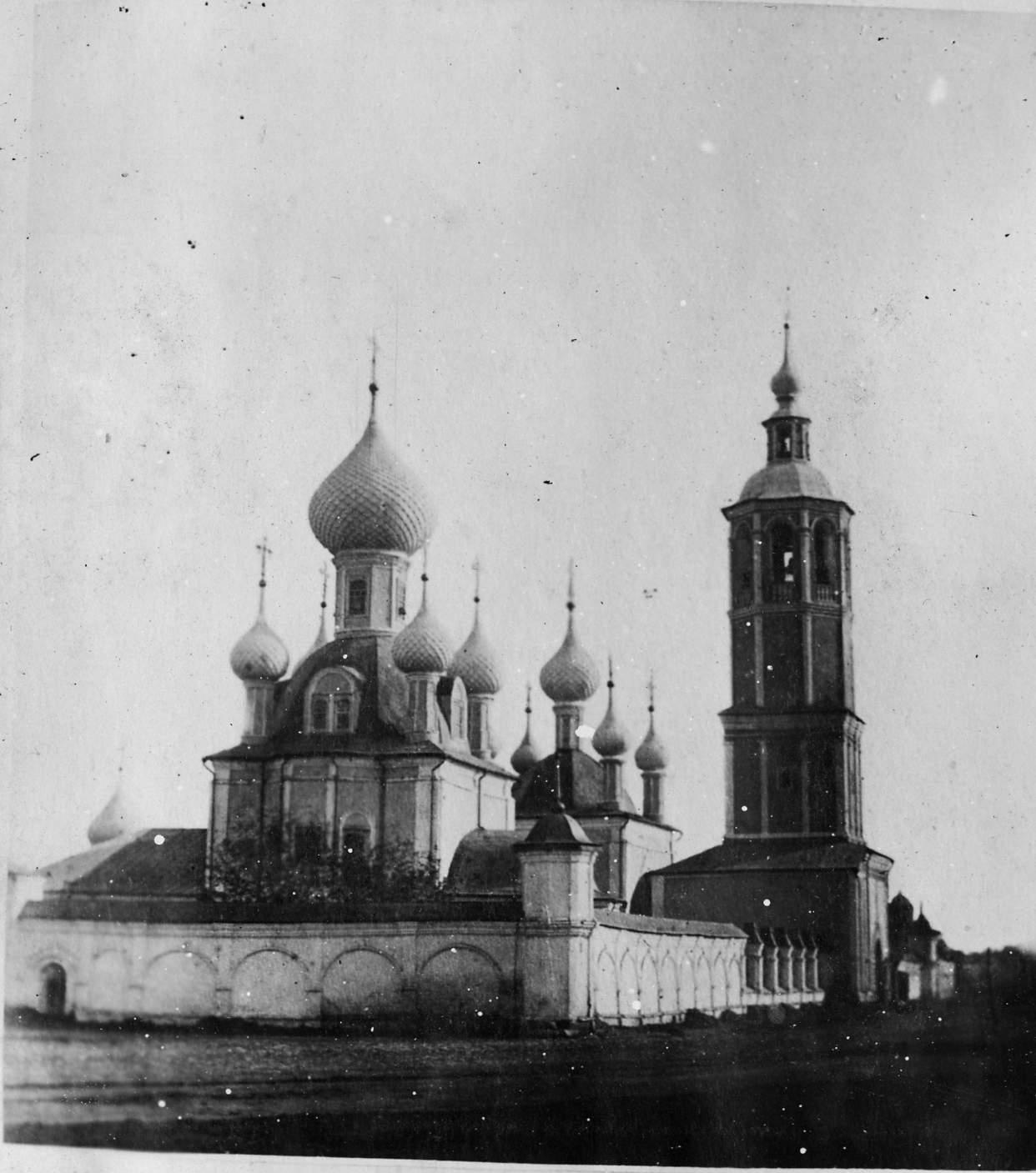 Владимиро-Сретенский собор и колокольня