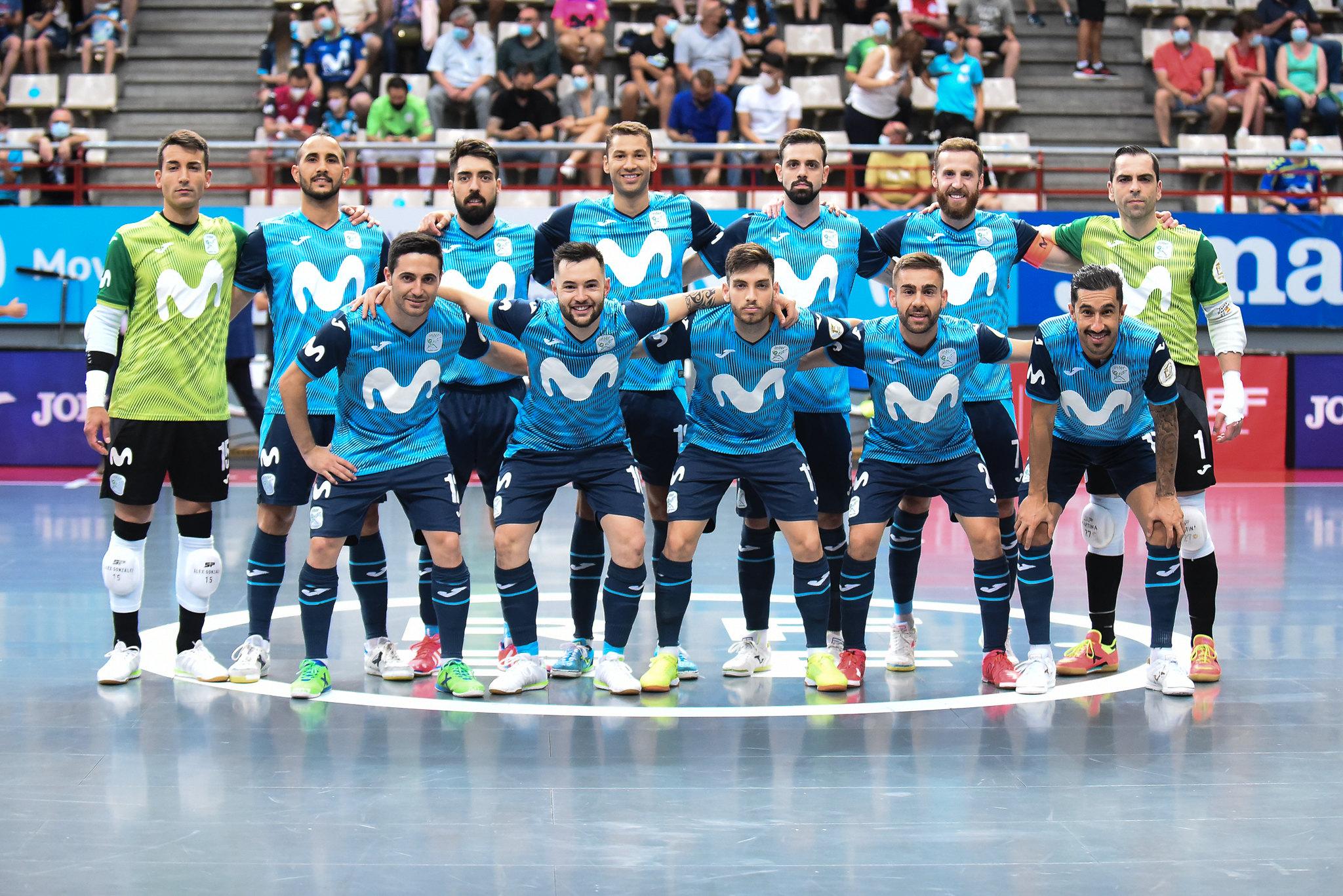 1/4 PLAY-OFF 2º Partido   Movistar Inter FS vs Barsa