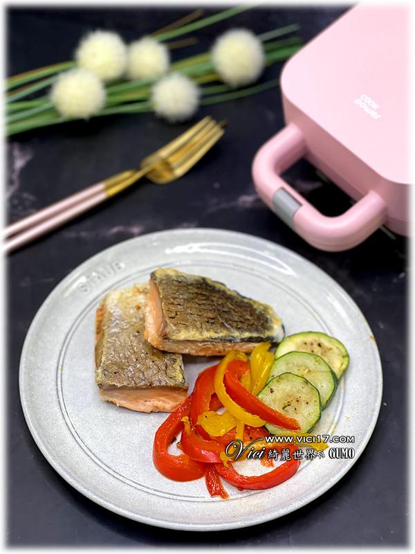 熱壓鮭魚001