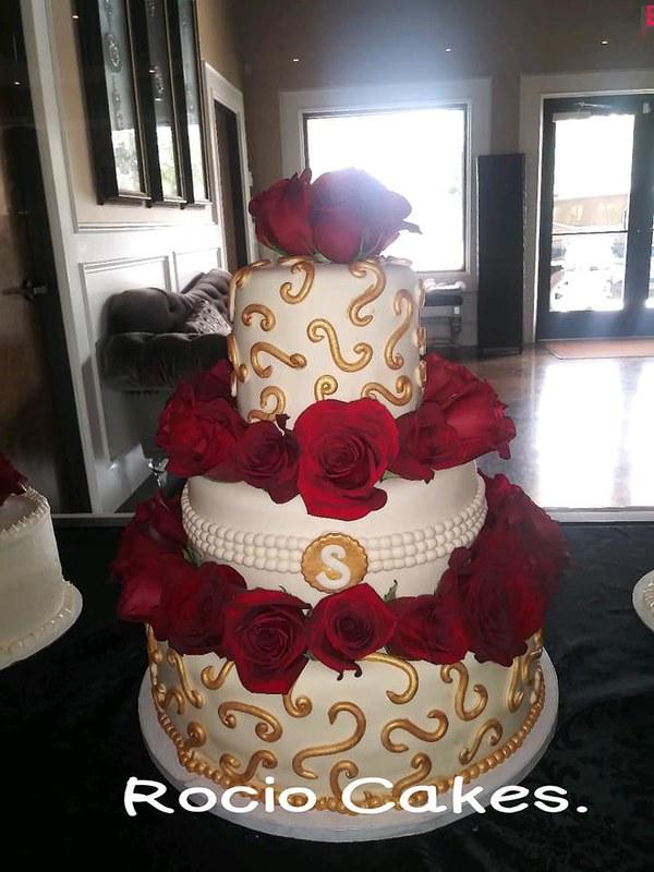 Cake by Rocio Cakes