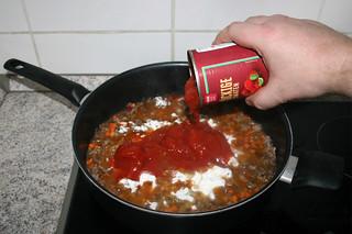 12 - Add tomatoes / Tomaten addieren