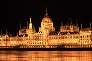 Budapest 'Fény'pontja