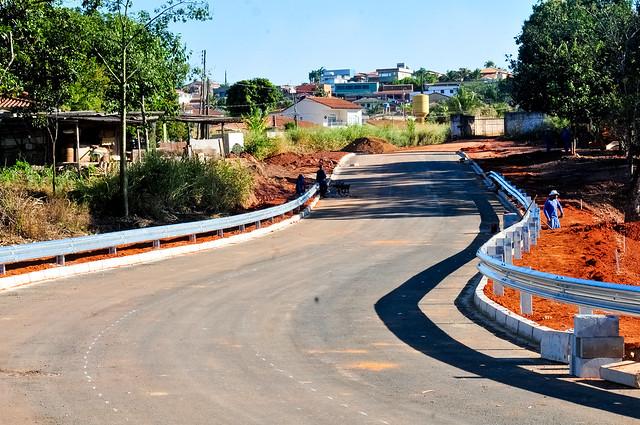 Obras da ponte da Rua 4 caminham para o final