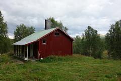 Åtnik cabin