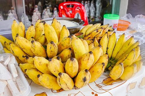กล้วยทอดป้าตา ตะกั่วป่า