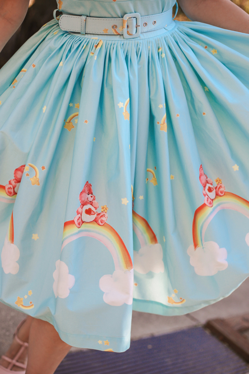 Sarsparilly x Care Bears Rainbows and Chill Dress