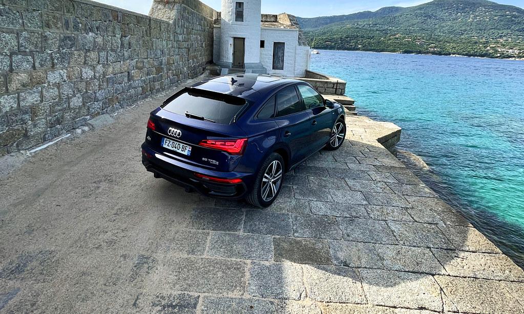 Essai Audi Q5 et SQ5 Sportback 2021