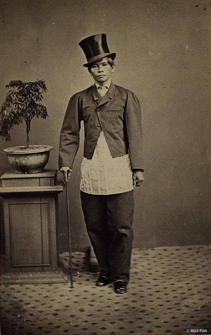 Выходец из народа. Филиппины, город Манила