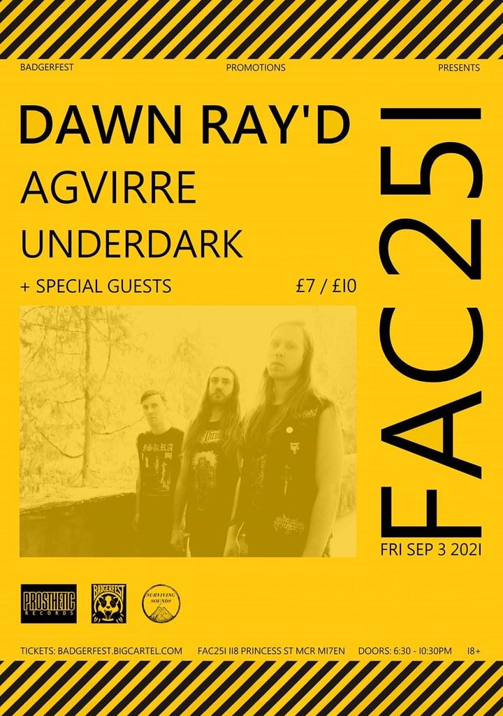 Dawn Ray'd