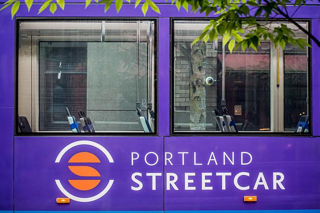 Brokedown Portland Streetcar