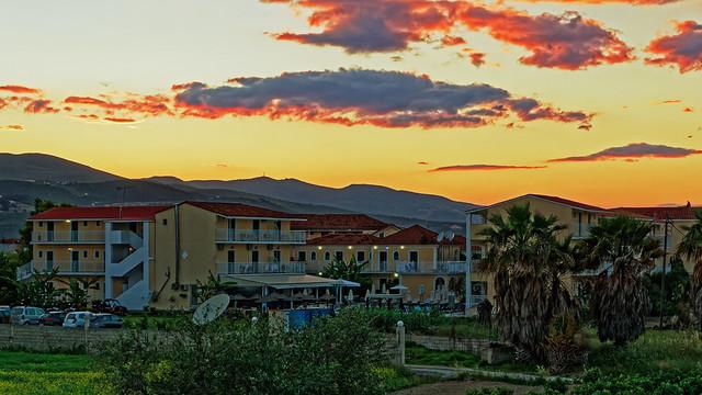 A Zante Sunset (Alykanas) Greece (Panasoniuc Lumix LX15)