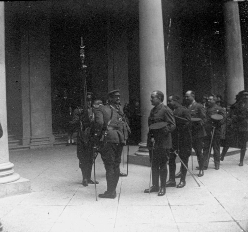 1925: 25 aniversario de la 7ª promoción. Fotografía de Daniel Dufol Álvarez