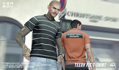 [ Versov // ]  TEEOV MALE TSHIRT available at TMD event !